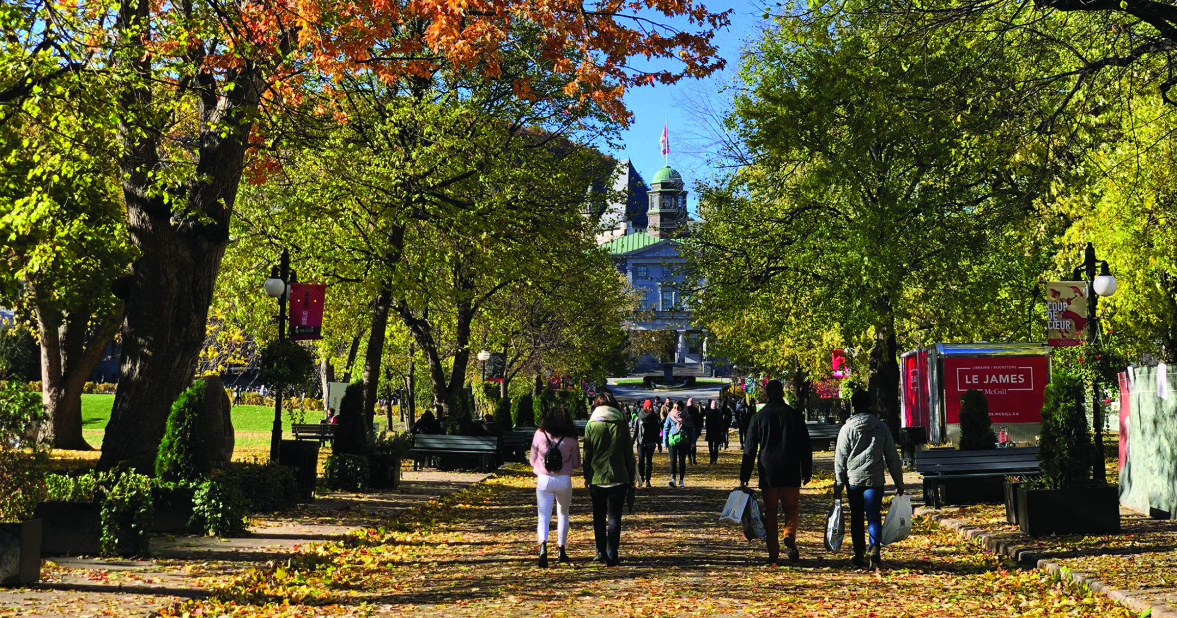 A Billionaire Starts a Retail Management School at McGill University